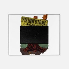 Vintage Yellowstone Picture Frame