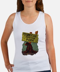 Vintage Yellowstone Tank Top
