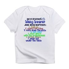 Cool Bridesmaid Infant T-Shirt