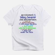 Funny Bride groom Infant T-Shirt