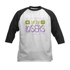 Yay for Losers Baseball Jersey