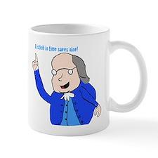 Ben Franklin Says Mug