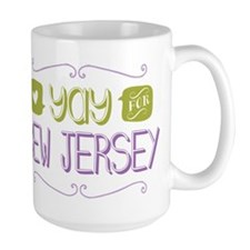 Yay for New Jersey Mug