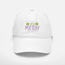 Yay for Pottery Baseball Baseball Baseball Cap
