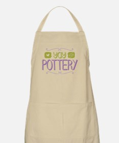 Yay for Pottery Apron