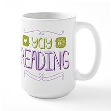 Yay for Reading Mug