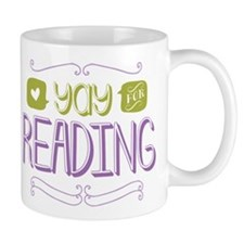 Yay for Reading Mug