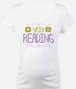 Yay for Reading Shirt