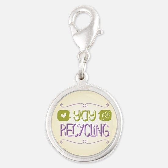 Yay for Recycling Charms