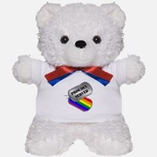 Proudly Served Teddy Bear