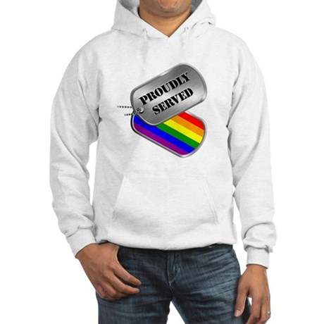 Proudly Served Hoodie