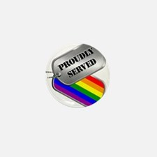 Proudly Served Mini Button (100 pack)