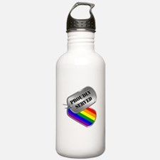 Proudly Served Water Bottle