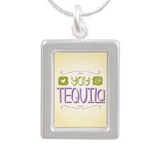 Yay for Tequila Necklaces