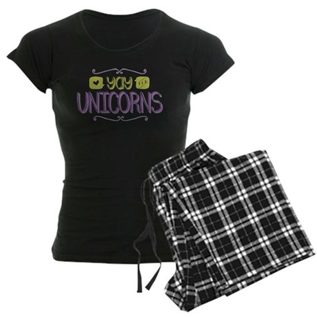 Yay for Unicorns Pajamas
