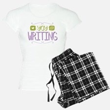 Yay for Writing Pajamas