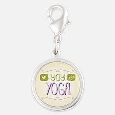 Yay for Yoga Charms
