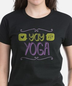 Yay for Yoga T-Shirt