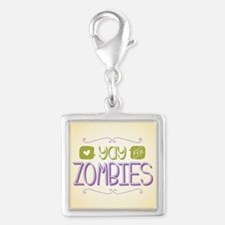 Yay for Zombies Charms