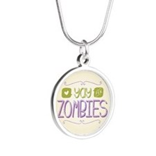 Yay for Zombies Necklaces