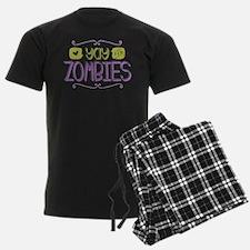 Yay for Zombies Pajamas