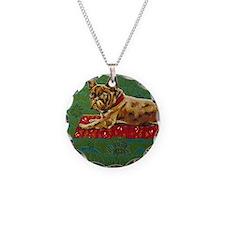 Frogdog Necklace