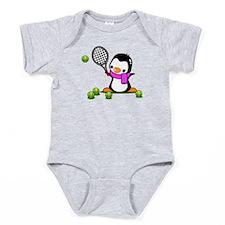 Tennis (9) Baby Bodysuit