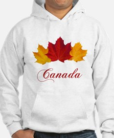 Canadian Maple Leaves Hoodie Sweatshirt