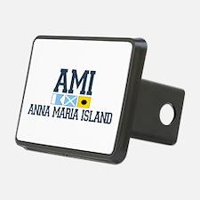 Anna Maria Island - Varsity Dersign. Hitch Cover
