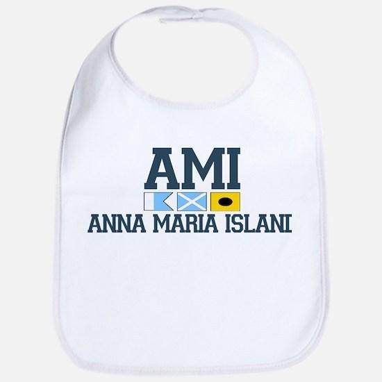 Anna Maria Island - Varsity Dersign. Bib