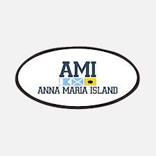 Anna Maria Island - Varsity Dersign. Patches