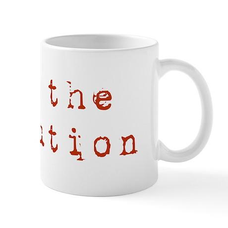 I am the revolution Mug