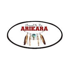 Proud to be Arikara Patches