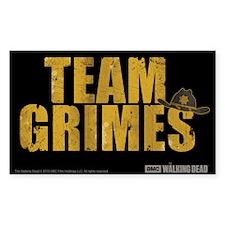 Team Grimes Sticker