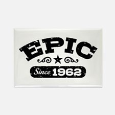 Epic Since 1962 Rectangle Magnet