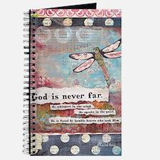 God is Never Far Journal