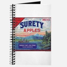 Surety Apples - larger Journal