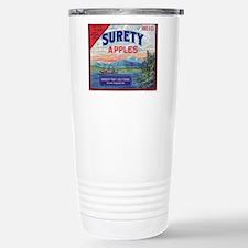 Surety Apples - larger Travel Mug