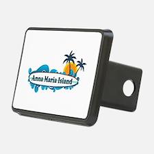 Anna Maria Island - Surf Design. Hitch Cover