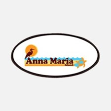 Anna Maria Island - Beach Design. Patches