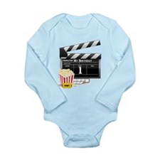 1st Birthday Hollywood Theme Baby Outfits