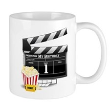 1st Birthday Hollywood Theme Mug