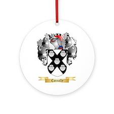 Connolly Ornament (Round)