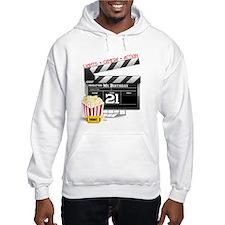 21st Movie Birthday Hoodie