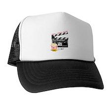 21st Movie Birthday Trucker Hat