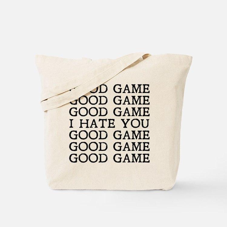 Good Game Tote Bag