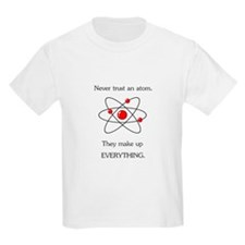 Atoms Make Up Everything T-Shirt