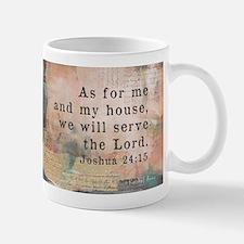 As For Me and My House Mug