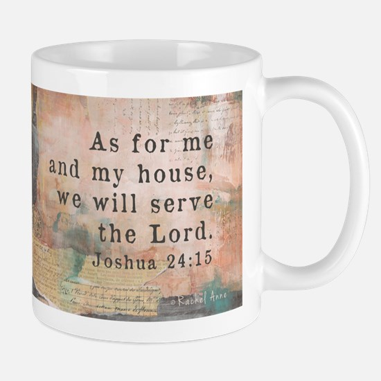 As For Me and My House Mug