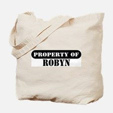 Property of Robyn Tote Bag